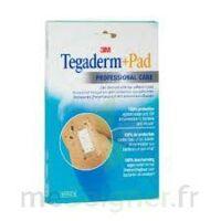 Tegaderm + Pad, 5 Cm X 7 Cm , Bt 5 à THONON-LES-BAINS