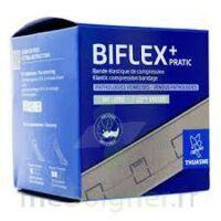 Biflex 16 Pratic Bande Contention Légère Chair 8cmx4m à THONON-LES-BAINS