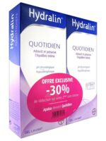 Hydralin Quotidien Gel Lavant Usage Intime 2*200ml à THONON-LES-BAINS