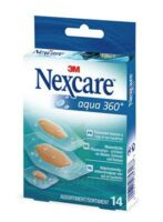 Nexcare Aqua 360° Pansements 3 Tailles B/14 à THONON-LES-BAINS