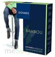 Sigvaris Bambou 2 Chaussette Homme Noir N Large à THONON-LES-BAINS