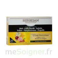 Herbesan Système Immunitaire 20 Ampoules à THONON-LES-BAINS