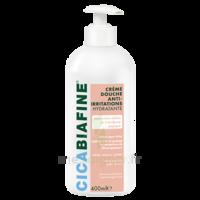 Cicabiafine Crème Douche Anti-irritations Bouteille Fl Pompe/400ml à THONON-LES-BAINS