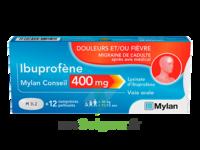 Ibuprofene Mylan Conseil 400mg, Comprimés Pelliculés à THONON-LES-BAINS