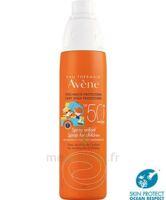 Avène Eau Thermale Solaire Spray Enfant 50+ 200ml à THONON-LES-BAINS