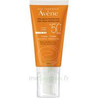 Avène Eau Thermale Solaire Crème 50+ Sans Parfum 50ml à THONON-LES-BAINS