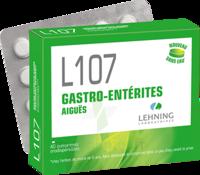 Lehning L107 Comprimés Orodispersibles 2plq Pvc/pvdc/alu/20 à THONON-LES-BAINS