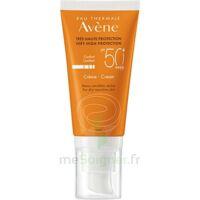 Avène Eau Thermale Solaire Crème 50+ 50ml à THONON-LES-BAINS