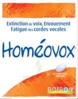 Boiron Homéovox Comprimés à THONON-LES-BAINS
