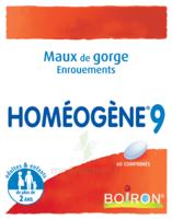 Boiron Homéogène 9 Comprimés à THONON-LES-BAINS