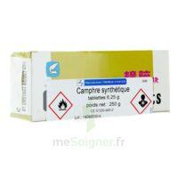 Cooper Camphre Tablettes 250g à THONON-LES-BAINS