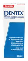 Dentex Solution Pour Bain Bouche Fl/300ml à THONON-LES-BAINS