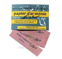 Papier D'armenie Feuille à THONON-LES-BAINS