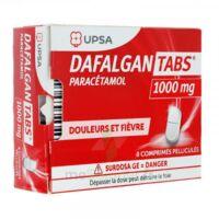 Dafalgantabs 1 G Cpr Pell Plq/8 à THONON-LES-BAINS