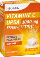 Vitamine C Upsa Effervescente 1000 Mg, Comprimé Effervescent à THONON-LES-BAINS