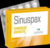 Lehning Sinuspax Comprimés à Croquer 3plq/20 à THONON-LES-BAINS