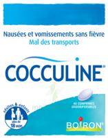 Boiron Cocculine Comprimés Orodispersibles B/40 à THONON-LES-BAINS